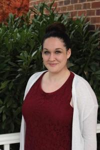 Mollie Schlegel, administrative team member