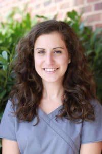 Laura Steinmetz, dental hygienist