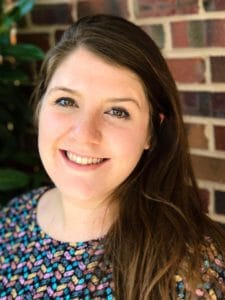 Team member Kori Kelley