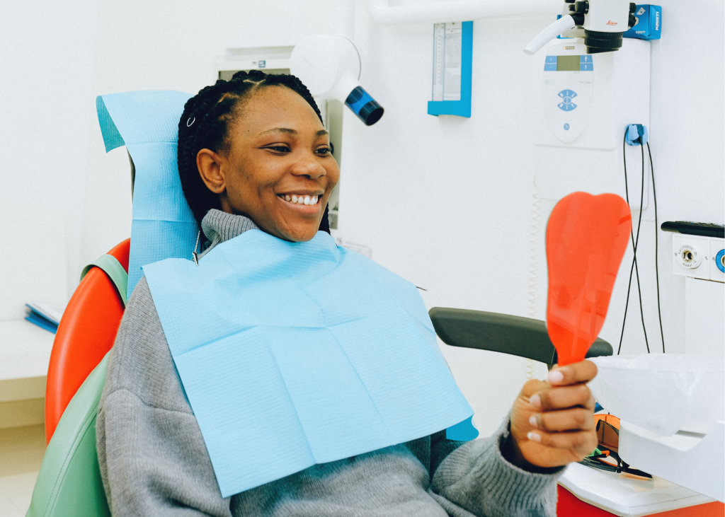 Good dental care is crucial to the health of diabetes patients.